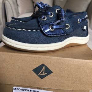 Other - Songfish Jr. Boat Shoe